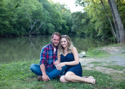 praters mill photography couples engagement