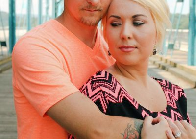 downtown chattanooga couples photography engagement