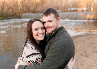 couples and engagement praters mill