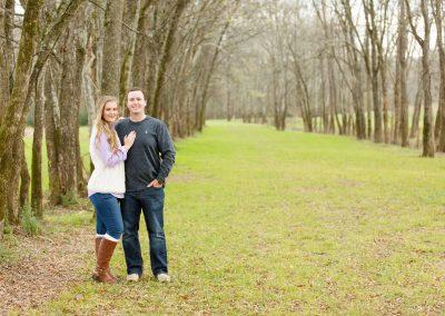 engagement covey creek farm chattanooga couple ring wedding