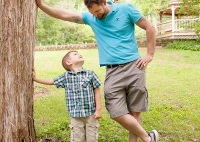 family children couple fletcher park cleveland tennessee
